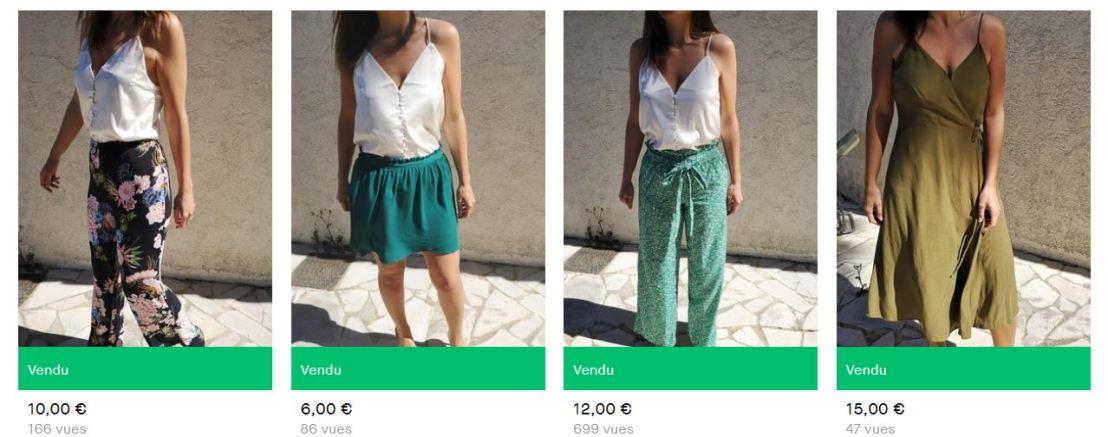 Application pour vendre ses vêtements en ligne Blog Voyage