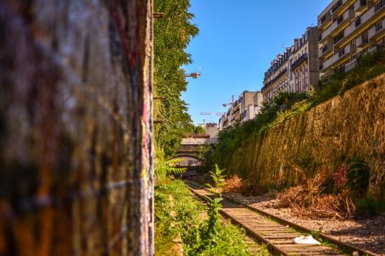 Un peu d'Urbex à Paris Blog de voyage