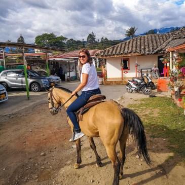 Balade à Cheval en Colombie Blog de Voyage
