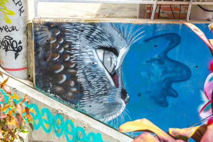 Comuna 13 Street Art Medellin Colombie Blog de Voyage Blog Voyage Trois semaines en Colombie-53