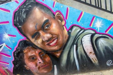 Comuna 13 Street Art Medellin Colombie Blog de Voyage Blog Voyage Trois semaines en Colombie-6