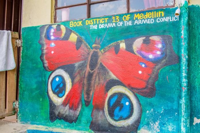 Street Art Medellin Colombie Blog de Voyage Blog Voyage Trois semaines en Colombie