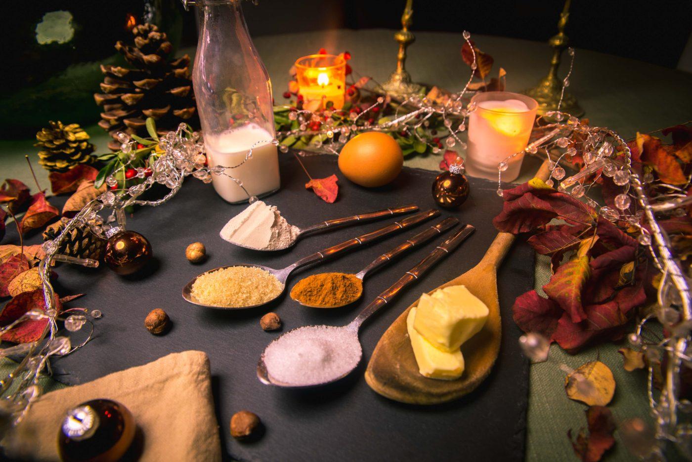 Cinnamon Rolls recette pâtisserie de noël blog voyage