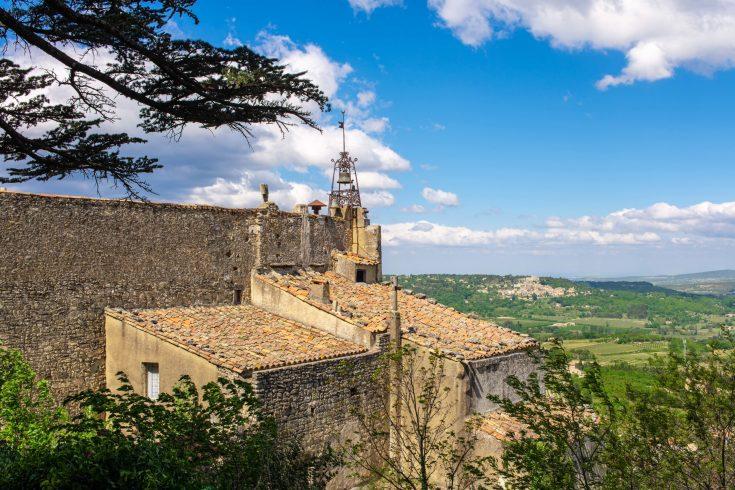 Bonnieux Villages méconnus du Luberon blog voyage France
