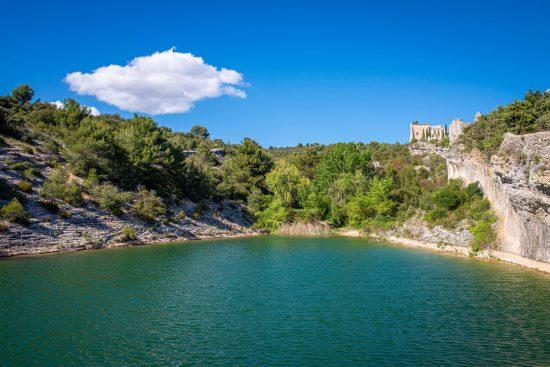 Une semaine dans le sud de la France dans le Vaucluse