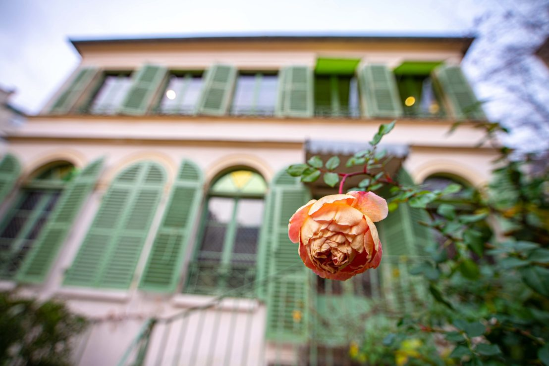 Musée de la vie romantique proche de Pigales à paris blog voyage