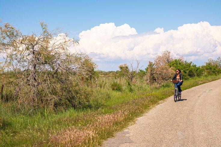 Balade à vélo Camargue Blog Voyage