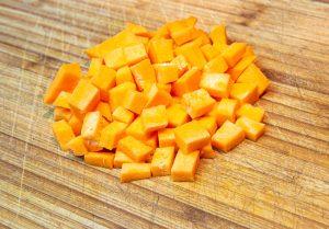 bun patate douce frite patate douce recettes vegétarienne cuisine yummy Blog Voyage
