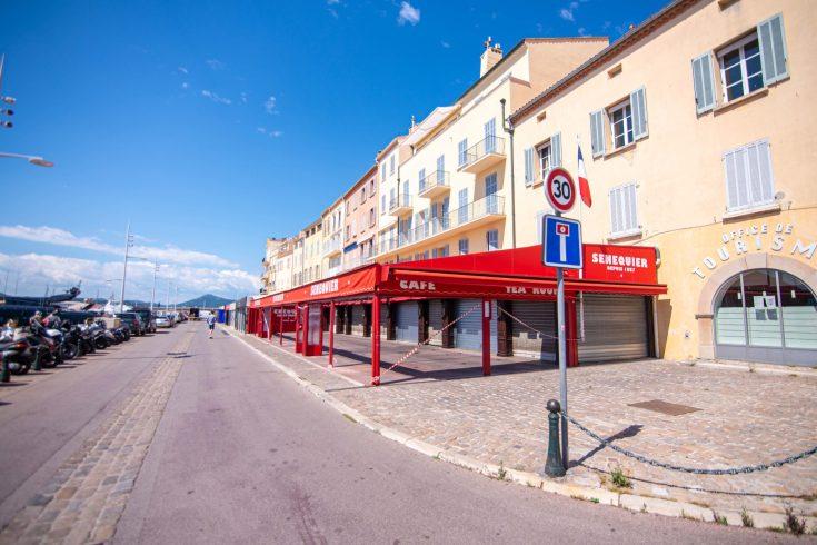 Pampelonne Ramatruelle département du Var Provence Alpes Côte d'Azur Paca blog voyage