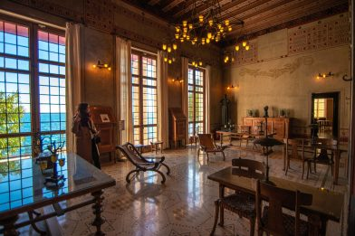 Villa Kérylos Beaulieu-sur-Mer que faire en Provence Alpes Côte d'Azur Paca blog voyage