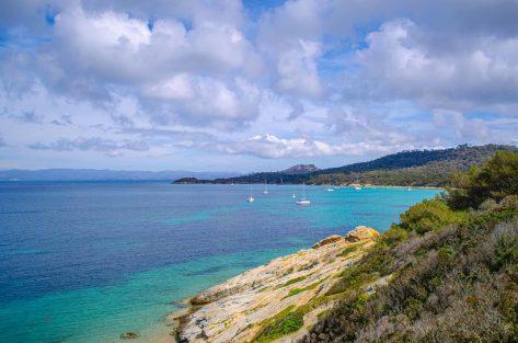 Porquerolles département du Var 83 que faire en provence alpes côte d'azur blog voyage