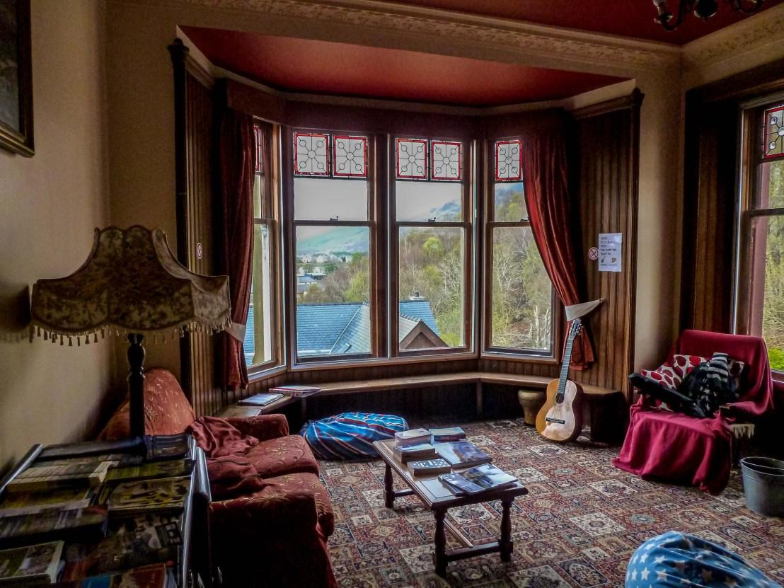 Fort William backpackers une semaine en Ecosse Royaume Uni Blog Voyage