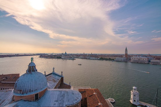 blog voyage San Giorgio Maggiore Itallie