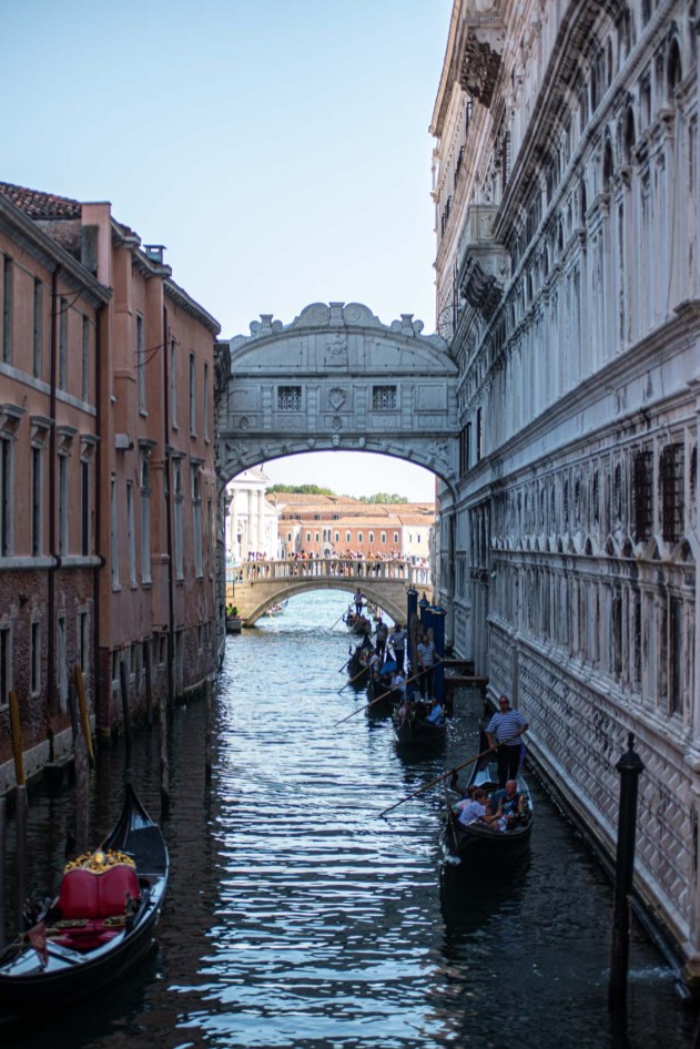 Ponts des soupirs Italie Blog Voyage