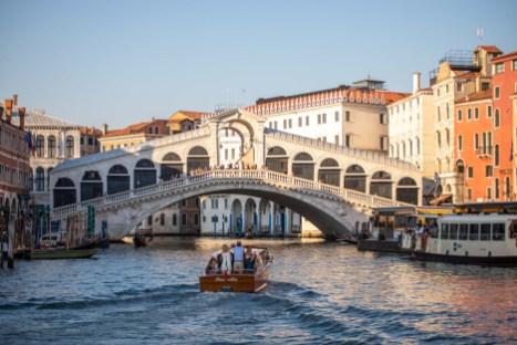 Ponts du rialto Italie Blog Voyage