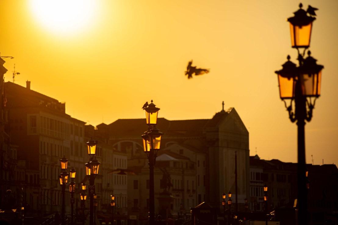 Venise au petit matin blog voyage italie