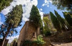 Castello Di Gargonza village médiéval Toscane Italie Tuscani blog voyage