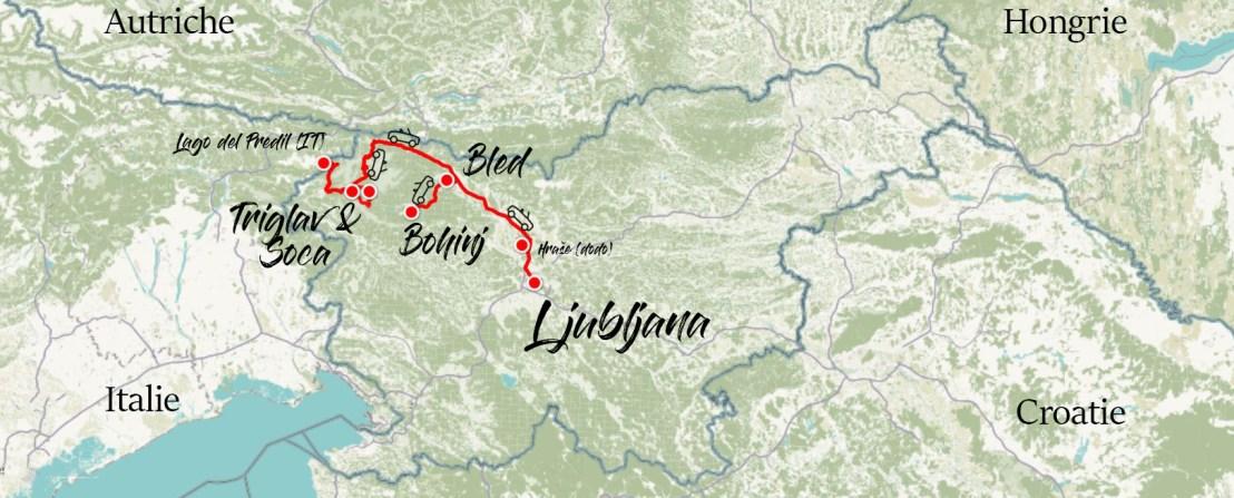 une semaine en slovénie plan de route ici et la bas blog voyage