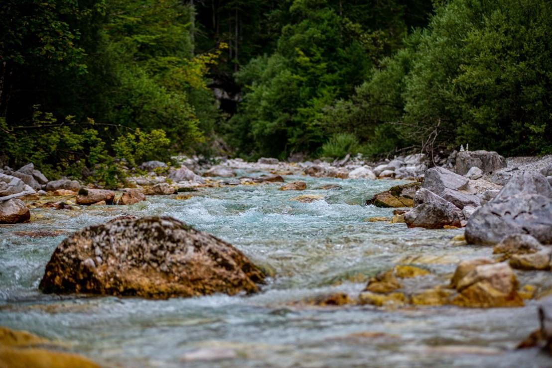 Cascade Peričnik Visite Slovénie Blog Voyage Une semaine en Slovénie