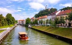 Ljubljana la capitale Slovène Slovénie Blog Voyage Une semaine en Slovénie