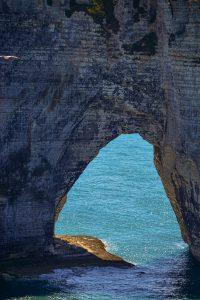Blog Voyage Que faire en France Que faire en Normandie Rochers Arches Aiquille