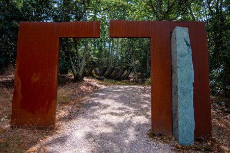 Parco Sculture Del Chianti - Italie Blog Voyage musée à ciel ouvert - Toscane - Que faire en Toscane - Region de Chianti