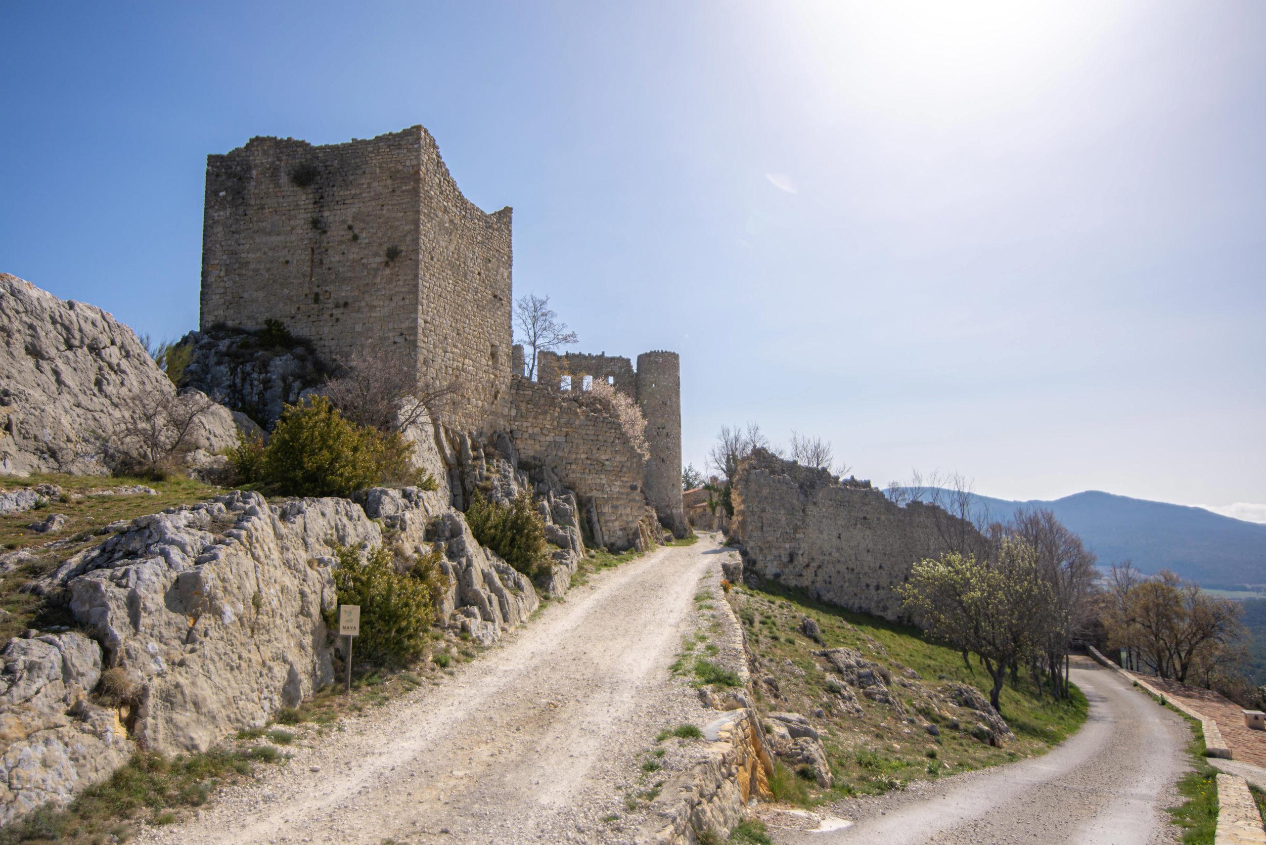 Bargèmepetit village perché du var que faire en provence alpes cote d'azur blog voyage