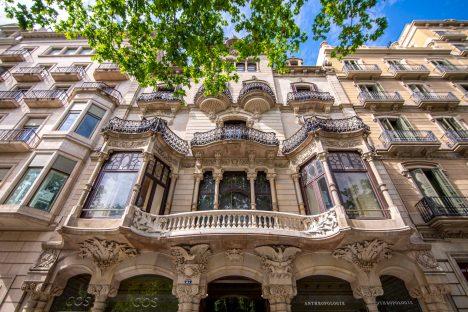 Photographie Architecturale Barlelone que faire à Barcelone Que faire en espagne Tutoriel Photo Tuto Photo blog voyage-20