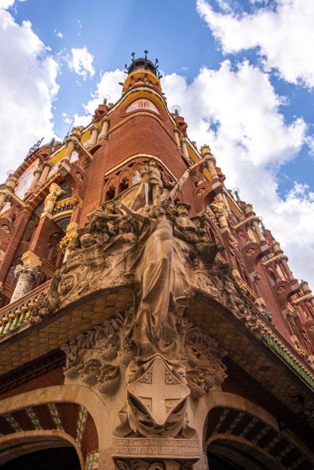 Photographie Architecturale Barlelone que faire à Barcelone Que faire en espagne Tutoriel Photo Tuto Photo blog voyage-30