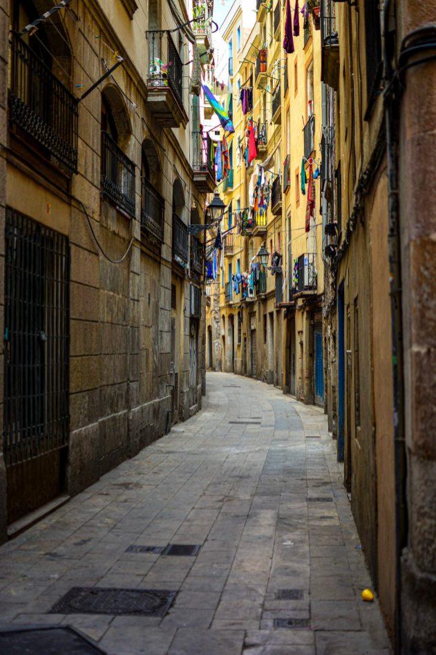 Quartier Gothique Barcelone que faire à Barcelone Que faire en Espagne Catalogne Catalunia Blog voyage