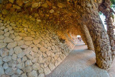 Parc Guell Barcelone que faire à Barcelone Que faire en Espagne Catalogne Catalunia Blog voyage