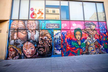street art Que faire dans la capitale catalane blog voyage espagne