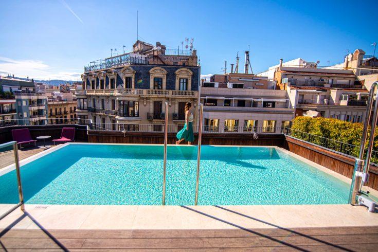 Corner Hôtel Barcelone Ou dormir à Barcelone Espagne Blog Voyage