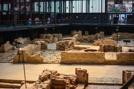 Le centre culturel du Born à Barcelone
