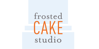 Frosted Cake Studio Logo