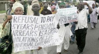Again, Civil Servants Loot Pension Funds
