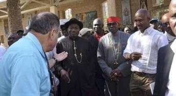 President Jonathan In Israel On Holy Pilgrimage