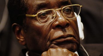 Zimbabwe Describes EU's Sanction On Mugabe Nonsensical