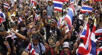 Thailand Pro-Government Protesters Take Over Bangkok