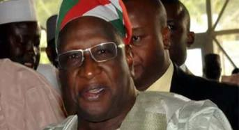 PDP Suspends Bamanga Tukur For Anti-Party Activities