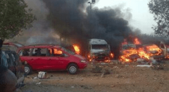 4 Suicide Bombers Die In Botched Maiduguri Attack