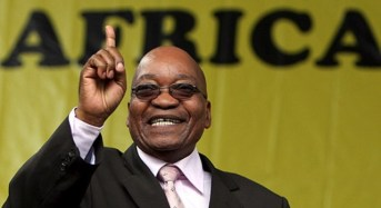 Jacob Zuma Bans 9 Countries From South Africa Over Job Loss, Crime