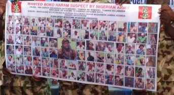 Troops hit Sambisa, Arrest Another Wanted Boko Haram Suspect