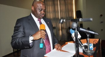 EFCC Chairman, Ibrahim Lamorde Replaced