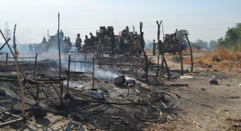 Nigeria Troops Rescue 20 In Raids On Boko Haram Camps