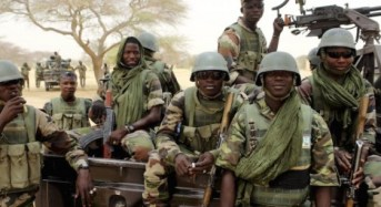 Boko Haram: Army To Begin Rotation Of Troops In North East