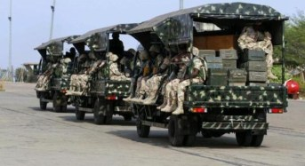 Five Soldiers Injured In Bomb Attack In Borno State