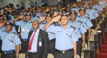 Retired Police Officers Sue Buhari, PSC
