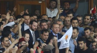 Turkey: Coup Fails As President Says Coup Plotters Committed Treason