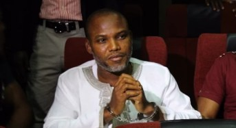Nnamdi Kanu's 'Secret' Trial Resumes Tuesday